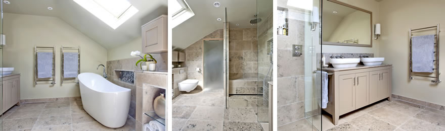 Bespoke Bathroom Design by Martina Landhed Newbury Abingdon