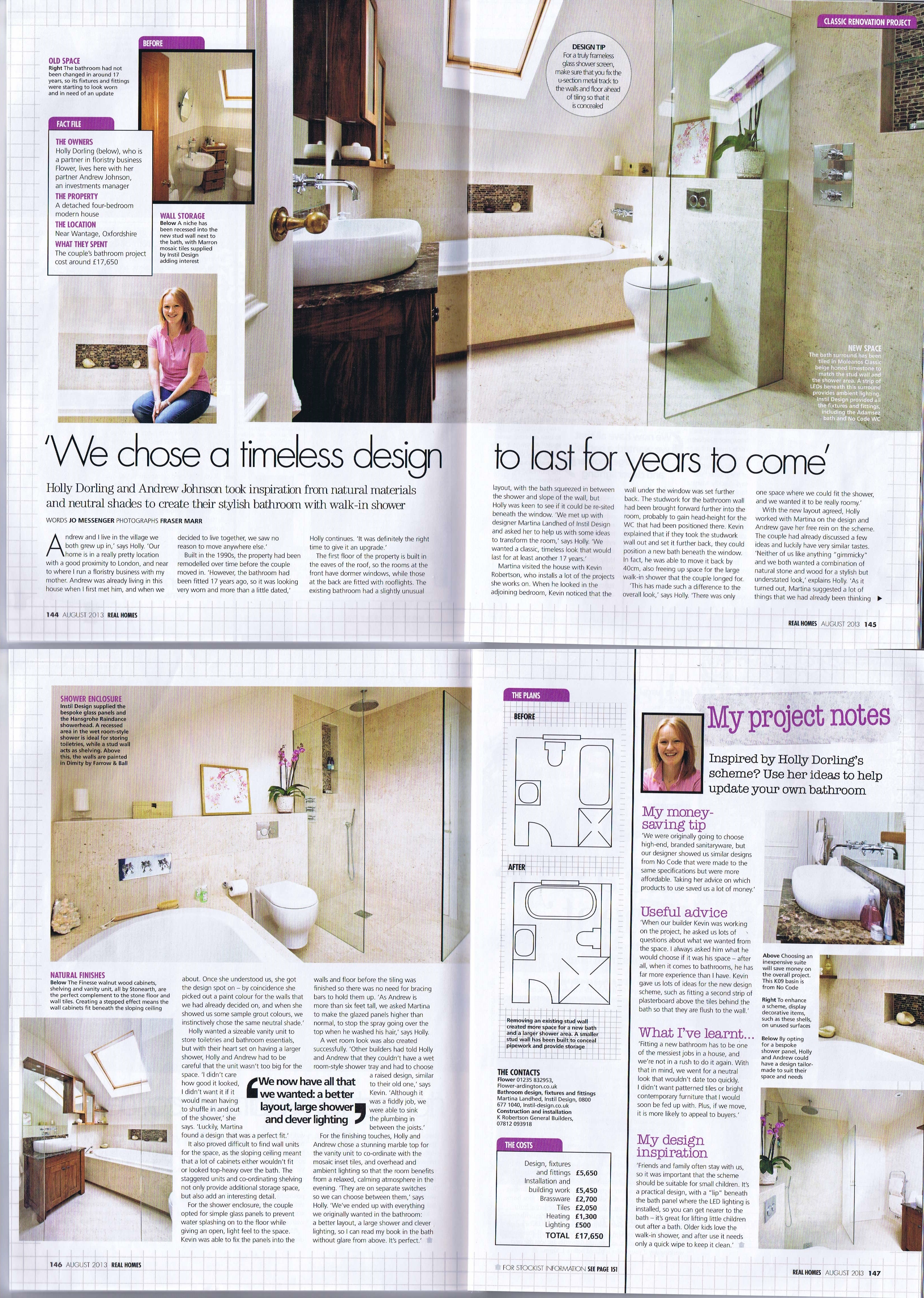 Bathroom Design Magazine news | bathroom design | oxford, abingdon, newbury & henley-on